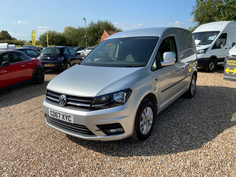 Used VOLKSWAGEN CADDY in Hampshire for sale