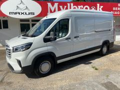 MAXUS DELIVERY 9 D20 FWD LH EU6 (s/s) 5dr 163ps - 2779 - 1