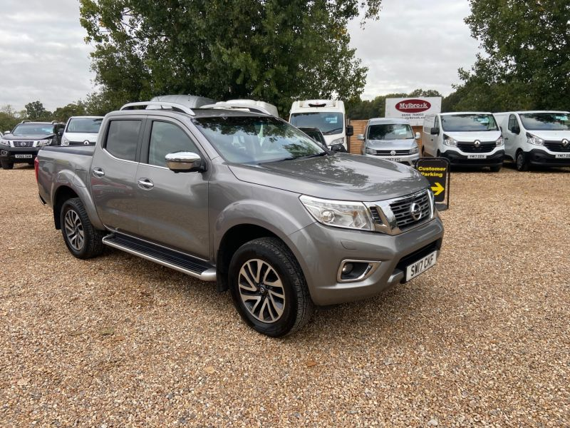 Used NISSAN NAVARA in Hampshire for sale