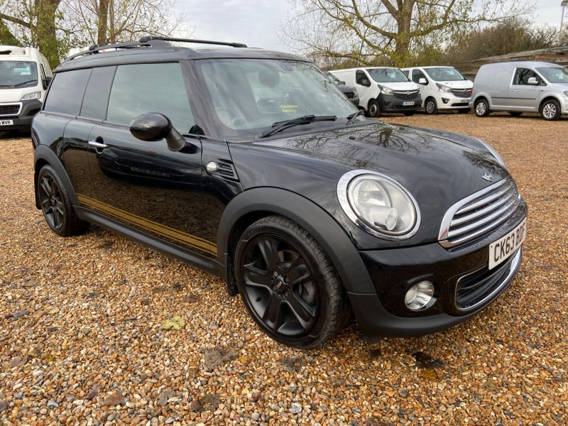 Used MINI CLUBVAN COOPER D in Hampshire for sale
