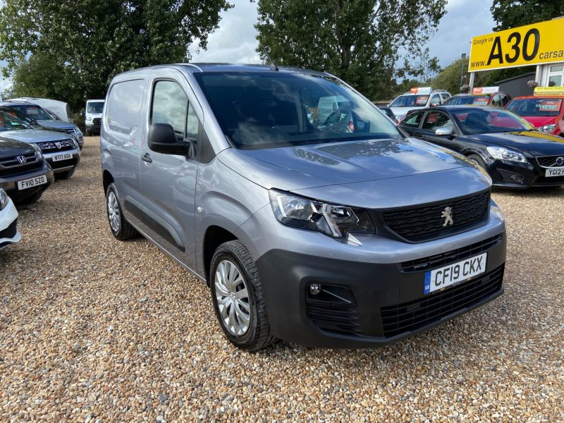 Used PEUGEOT PARTNER in Hampshire for sale