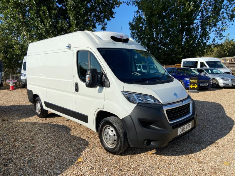 Used PEUGEOT BOXER in Hampshire for sale
