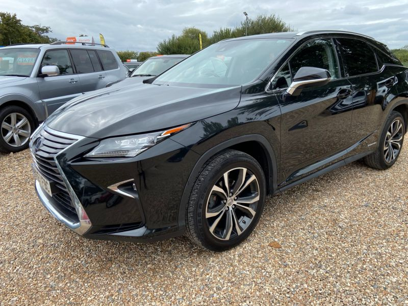Used LEXUS RX 450h in Hampshire for sale
