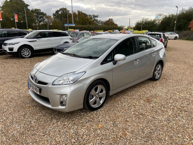 Used TOYOTA PRIUS in Hampshire for sale