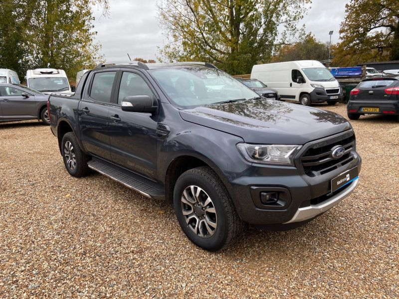 FORD RANGER in Hampshire for sale