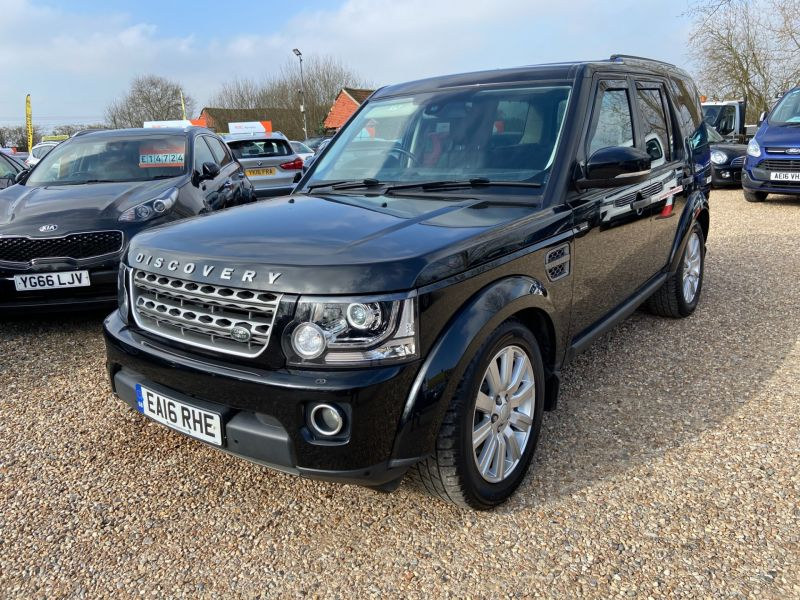 Used LAND ROVER DISCOVERY in Hampshire for sale