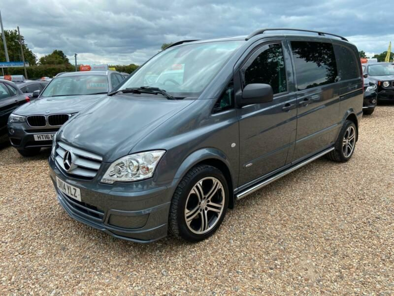 Used MERCEDES VITO in Hampshire for sale