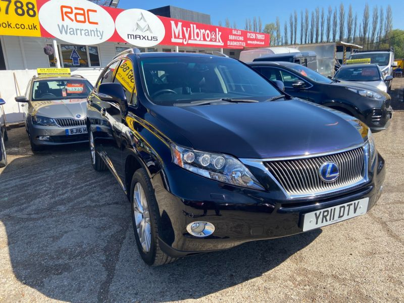 Used LEXUS RX in Hampshire for sale