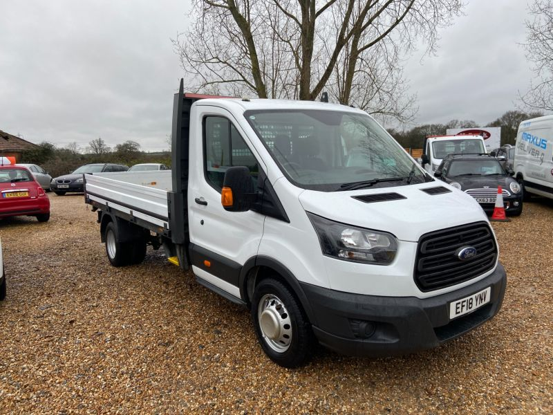 Used FORD TRANSIT 350 L3 C/C in Hampshire for sale