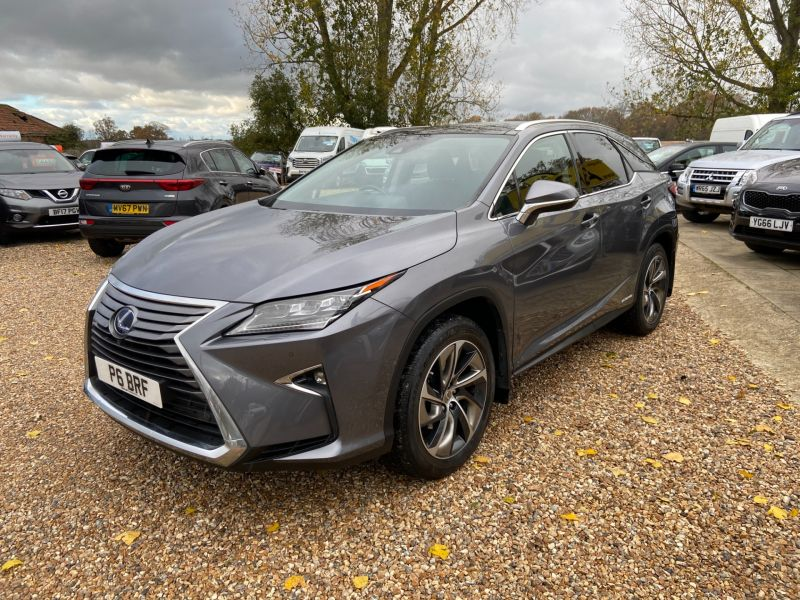 Used LEXUS RX 450H PREMIER in Hampshire for sale
