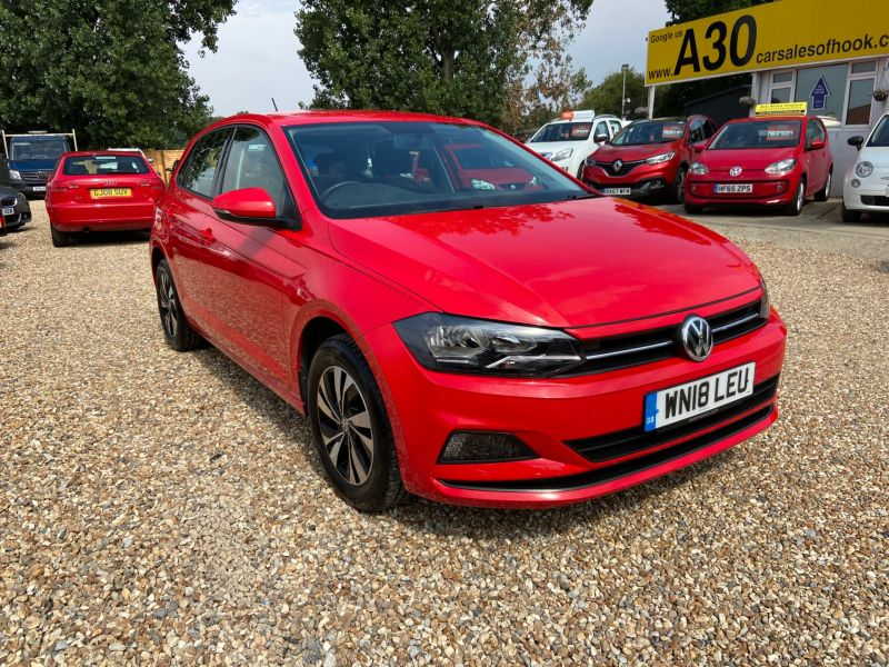 Used VOLKSWAGEN POLO in Hampshire for sale