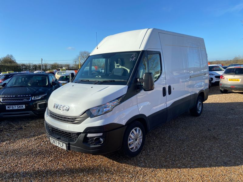 Used IVECO DAILY 35S12V in Hampshire for sale