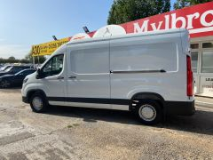 MAXUS DELIVERY 9 D20 FWD LH EU6 (s/s) 5dr 163ps - 2779 - 2